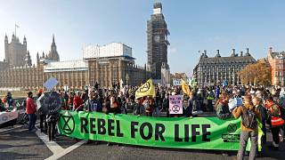 No Comment: Rebellion Day contro il cambiamento climatico