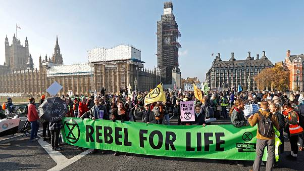No Comment: Rebellion Day contro il cambiamento climatico