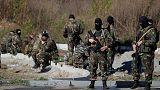 Çeçenistan'ın başkenti Grozni'de intihar saldırısı