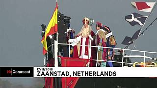 No Comment: Στην Ολλανδία ο Sinterklaas