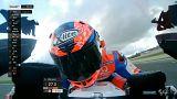 MotoGP Valencia: Vinales in pole, cade Marquez ma si piazza quinto