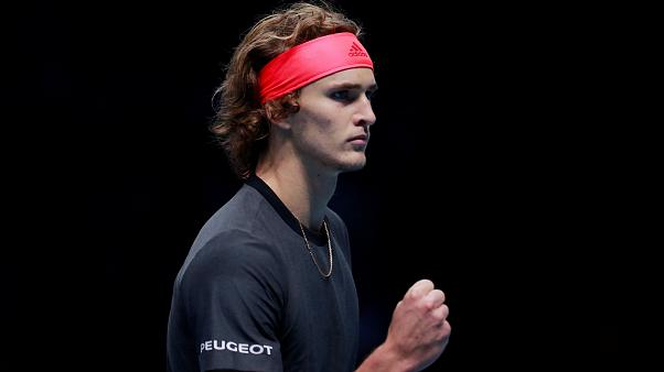 Masters : une finale Djokovic-Zverev!