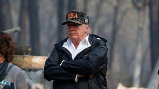 ترامب من كاليفورنيا: الفنلنديون يكنسون أرضية الغابة ولا مشكلة عندهم