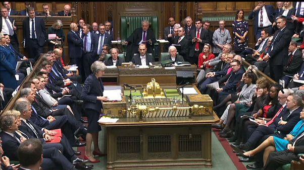Brexit : Theresa May sous pression des eurosceptiques