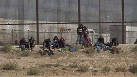 """بعد مسيرة 4000 كم.. مهاجرون يجدون الحلم الأمريكي """"مستحيل"""" التحقيق"""