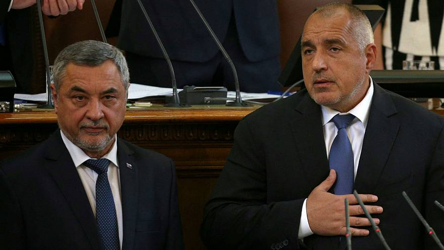 "Bulgaria's deputy PM Valeri Simeonov quits after calling disabled rights activists ""shrill women"""