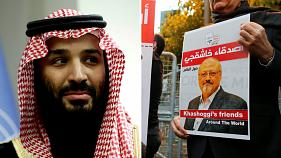 'We were told he did not play a role', Trump says of MbS despite CIA conclusion