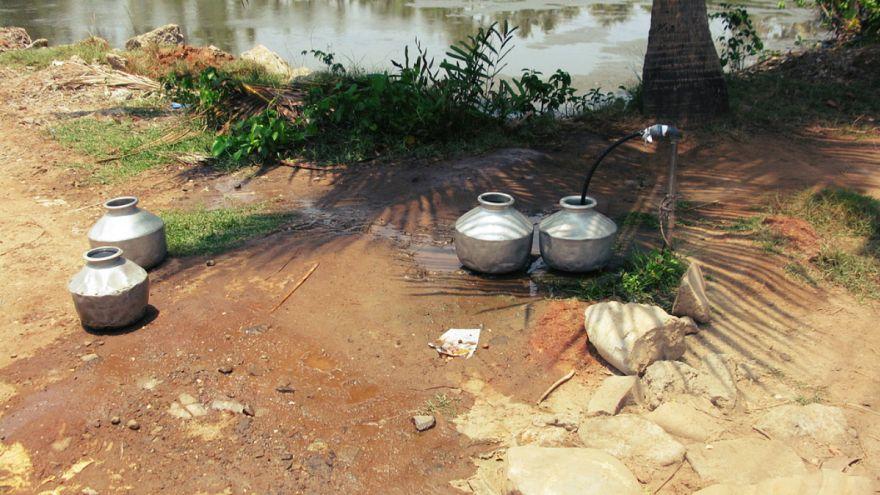 بحران کمبود آب در کشورهای مختلف؛ نیمی از مردم جهان آب ندارند