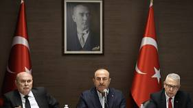Cavuşoğlu: ABD ile ilişkilerimizi geren iki konu var: PYD ile Gülen