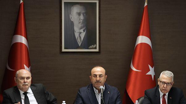 Çavuşoğlu: PYD ve Gülen, ABD ile ilişkileri geren iki konu