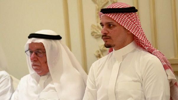 صلاح جمال خاشقجي يعيد نشر تغريدات للأمير خالد بن سلمان