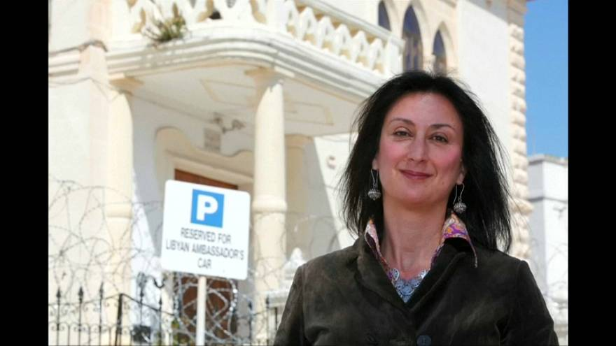 Video | Maltalı gazeteci Galizia suikastının planlayıcısı 3 kişi belirlendi