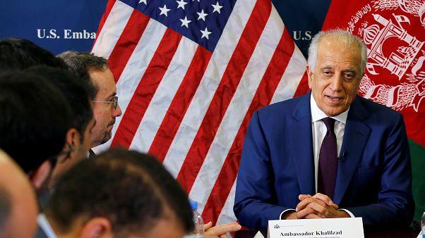"""""""طالبان"""" تجتمع مع مسؤولين أمريكيين في محاولة لإنهاء الحرب الأفغانية"""
