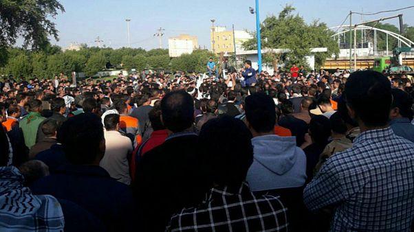 اعتراض کارگران هفتتپه