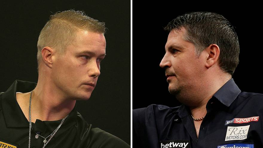 Wesley Harms and Gary Anderson