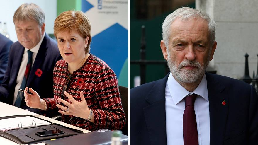 Scottish FM, Labour leader call on Parliament to reject 'blindfold Brexit' bill