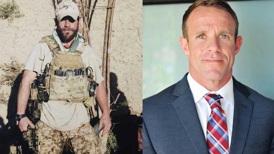 Edward Gallagher, l'ufficiale USA indagato per crimini di guerra