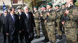 Πρ. Παυλόπουλος: Επίλυση του Κυπριακού με σεβασμό του Διεθνούς Δικαίου
