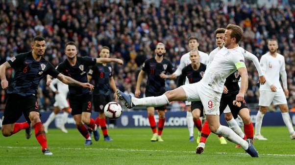 England im Endturnier der Nations League