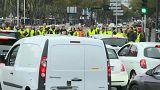 La protesta de los 'chalecos amarillos' reactiva la oposición a Macron