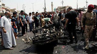 Irak'ta intihar saldırısı: 5 ölü 16 yaralı