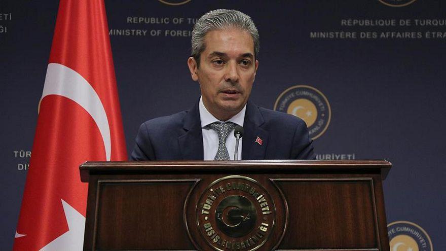 """""""Exxon Mobil'in Kıbrıs açıklarındaki arama faaliyetleri bölge istikrarına katkıda bulunmamaktadır"""""""