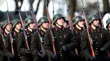 Latvia at 100: Baltic country smitten as it toasts independence anniversary