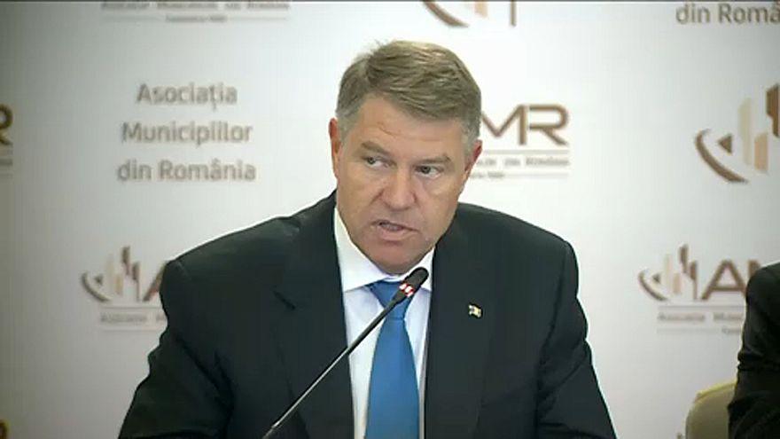 A román elnök szerint országa 11 évet lépett vissza az időben
