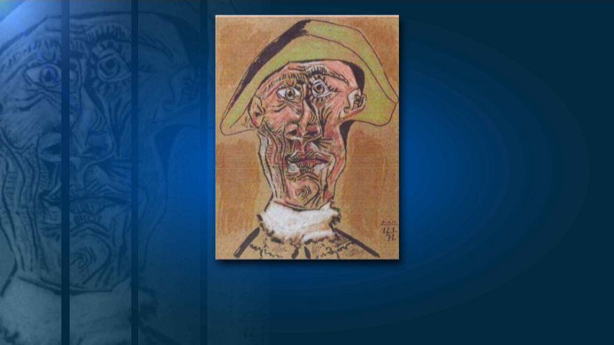ظهور لوحة مسروقة لبيكاسو في رومانيا بعد ست سنوات