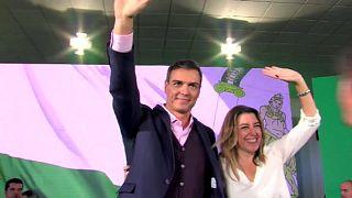 Andalucía, primer termómetro del nuevo tiempo político español