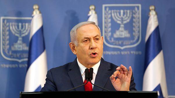 نتنياهو يدعو شركاءه في الائتلاف لعدم إسقاط الحكومة