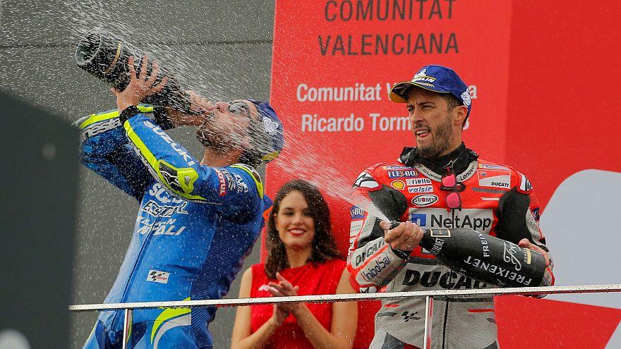 Fin de saison épique en MotoGP!