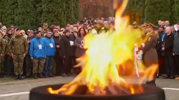 A délszláv háború áldozataira emlékeztek Vukovárban