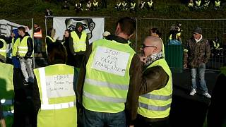 """Trotz """"Gelber Westen"""": Paris bleibt bei Spritpreiserhöhung"""