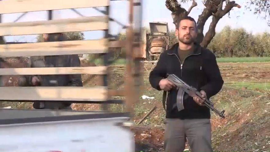 Siria, scontri tra ribelli filo-turchi nella città curda di Afrin