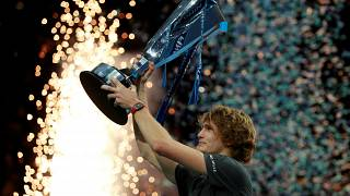 Александр Зверев выиграл Итоговый турнир