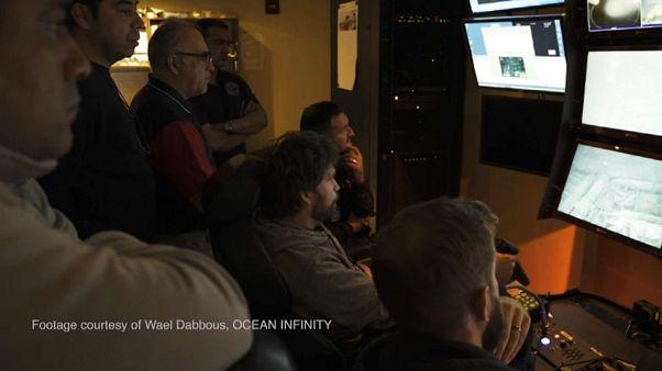 بالفيديو: شاهد لحظة العثور على الغواصة الأرجنتينية المفقودة