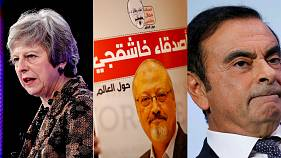 Brexit, Khashoggi murder and Carlos Ghosn: Four European stories to know about today