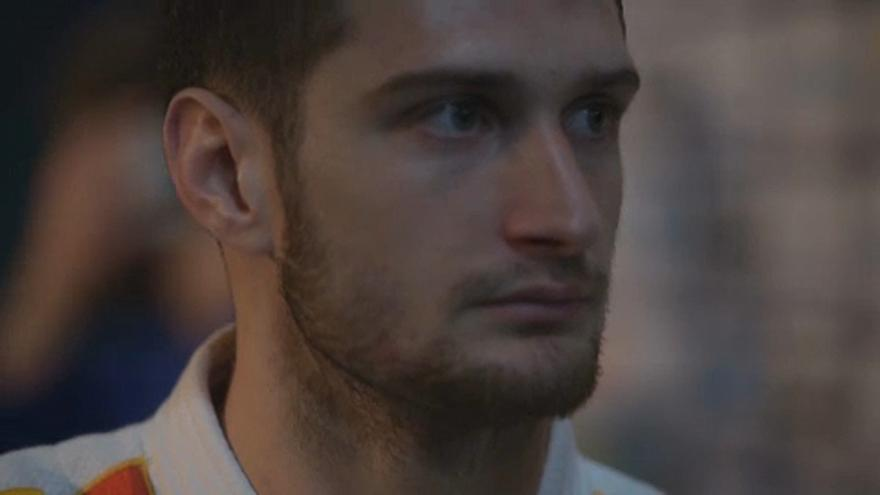 Nikiloz Sherazadishvili pierde el oro a pesar de desplegar un buen judo