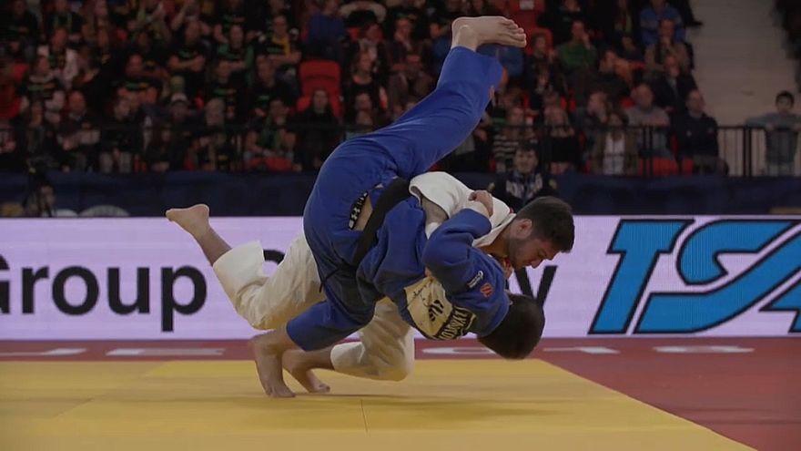 جودوی جایزه بزرگ هلند؛ ۲۷ کشور مدال گرفتند