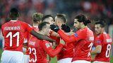 Wow: Schweiz schießt sich mit 5 : 2 gegen Belgien in die Final Four
