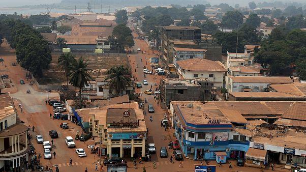 Paris marque son soutien à Bangui