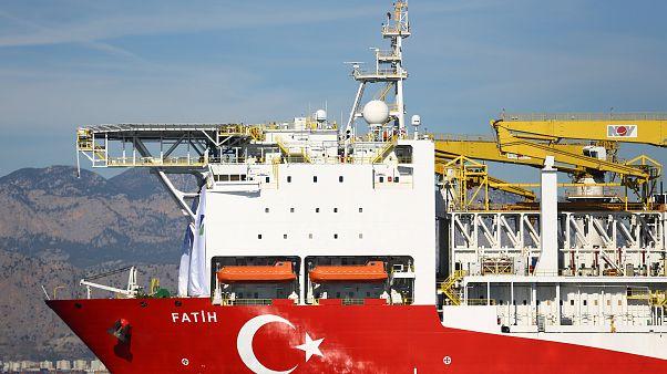 Spannungen zwischen der Türkei und Zypern