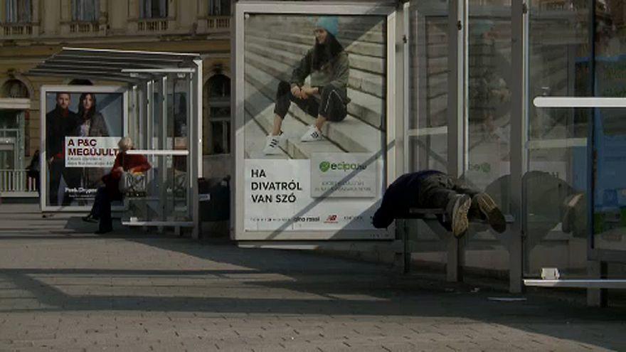 Civilek: a hajléktalantörvény nem segít
