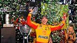 Joey Logano é o novo campeão no NASCAR