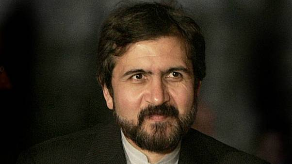بهرام قاسمي المتحدث باسم وزارة الخارجية الإيرانية