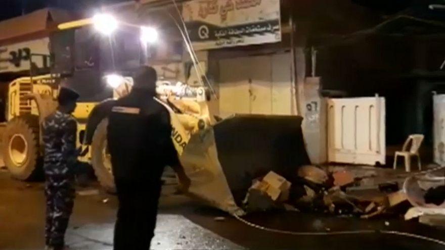 قتلى وجرحى جراء انفجار سيارة ملغومة في مدينة تكريت العراقية