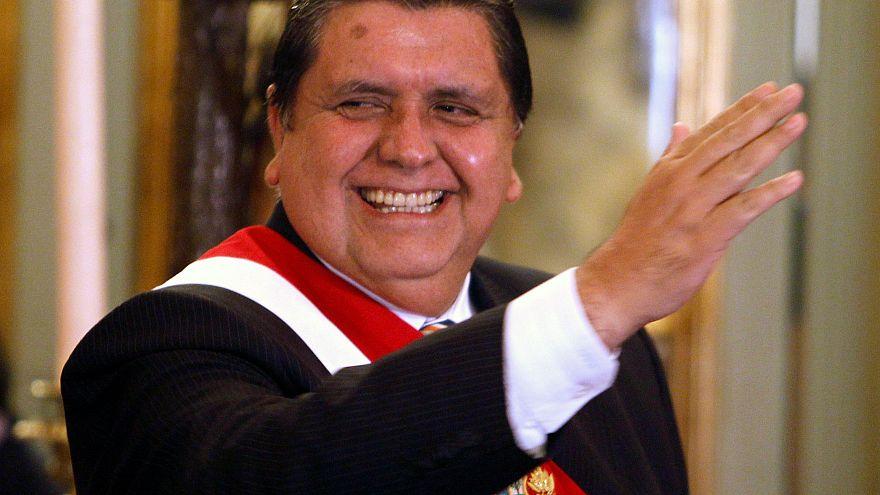 Tensión en Lima tras la petición de asilo del expresidente Alan García ante la embajada de Uruguay