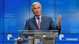 Brexit : Ébullition à Londres, flegme à Bruxelles