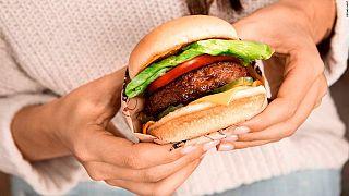 Vegan burger firması 100 milyon dolarlık hisse arzına hazırlanıyor